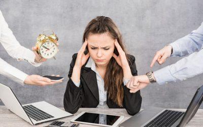 Estrés y enfermedad
