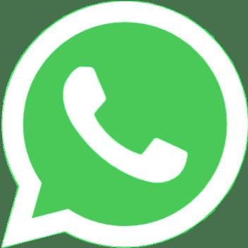 Logo de whatsapp recortado